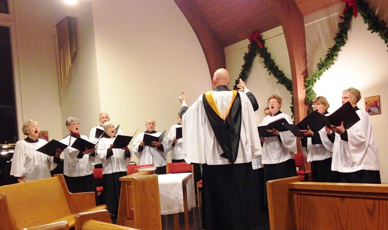 Choir-singing