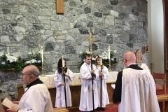 Easter Acolytes 2018