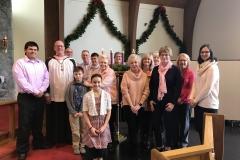St. Edward's_Gaudete Sunday
