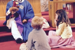 St.Edwards-Thanksgiving-childrens-sermon