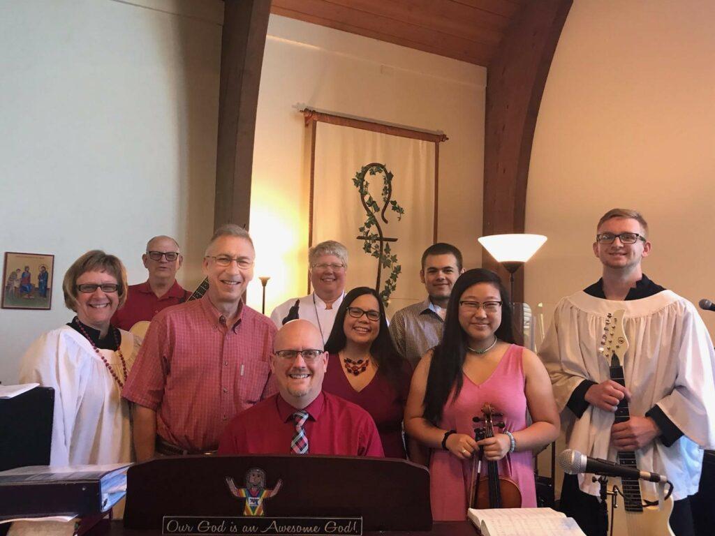 St. Edward's Praise Band