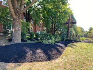 St. Edward's Memorial Garden - Outside