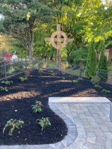 St. Edward's Memorial Garden