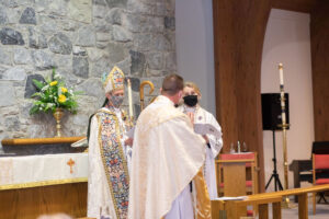 Father Rick Installation